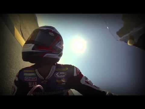 2013 YOSHIMURA SUZUKI FACTORY RACING - A LAP WITH MARTIN CARDENAS
