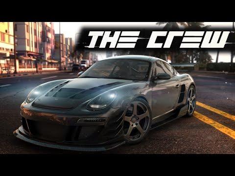 The Crew - Тюнинг - Гонки, открытый мир, машины, угар!