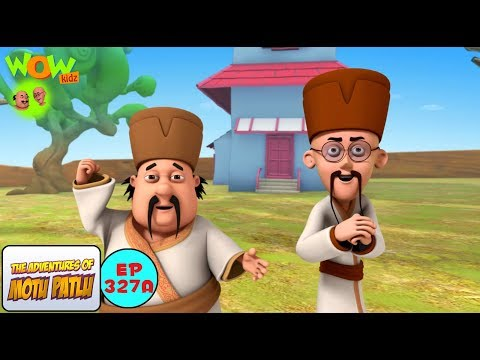 Boxer Ki Boxing - Motu Patlu in Hindi - 3D Animation Cartoon for Kids -As seen on Nick thumbnail
