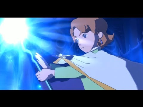 Ni No Kuni: Wrath Of The White Witch - Alicia's Memory [75]