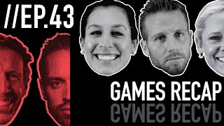 Games Recap with Chris Hinshaw // Froning & Friends EP. 43
