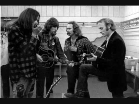 Crosby, Stills, Nash & Young - Chicago