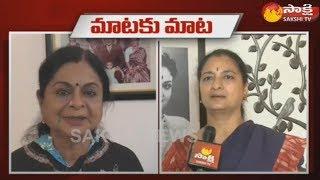 Vijaya Chamundeswari responds to Kamala Selvaraj's comments on 'Mahanati'