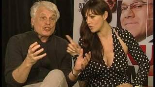 MONICA BELLUCCI, MICHELE PLACIDO - intervista (Manuale d'amore 3) WWW.RBCASTING.COM