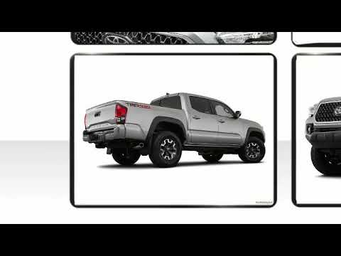 2018 Toyota Tacoma Video