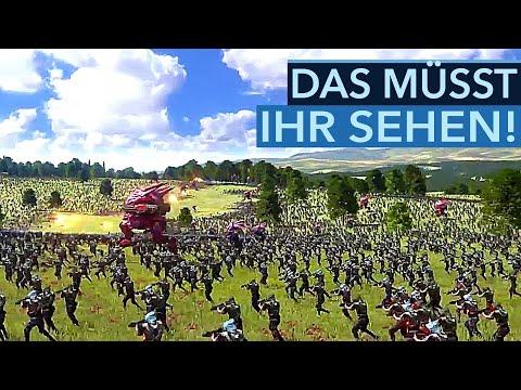 100.000 Gegner in EINEM Shooter & viele neue Spiele - Trailer-Rotation