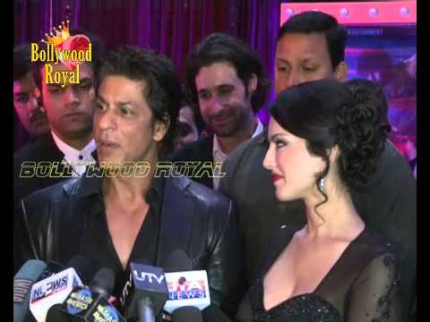 Shah Rukh Khan at the Premiere of the film 'Jackpot'