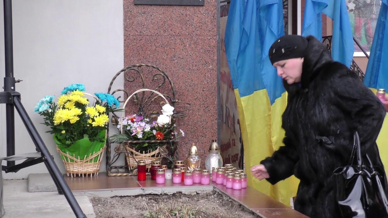Піша хода проспектом Лесі Українки вшанувала Героїв Небесної Сотні