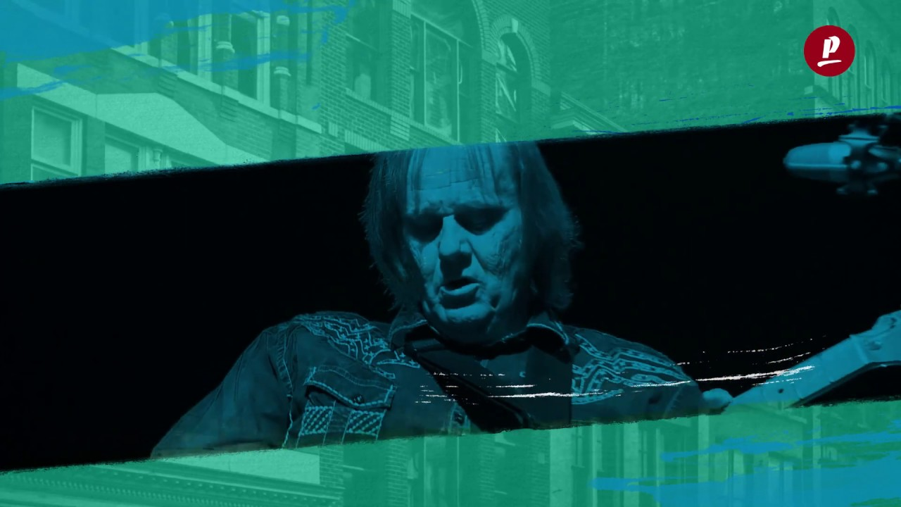 "Walter Trout - ""Red Sun""のLyric Videoを公開  新譜「Survivor Blues」収録曲 thm Music info Clip"