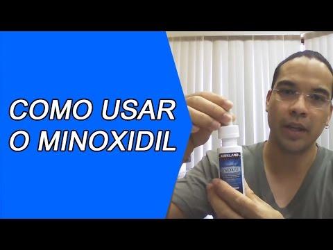 Saiba Como Usar o Minoxidil 5% Corretamente