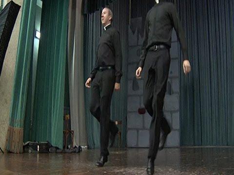 Tap Dancing Priests Rising to Internet Fame