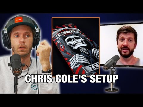 What's Chris Cole's Board Setup?!