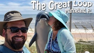 Uh-Oh - Bridge Closed!! Exploring Marineland Florida | Great Loop Cruising, Episode 20