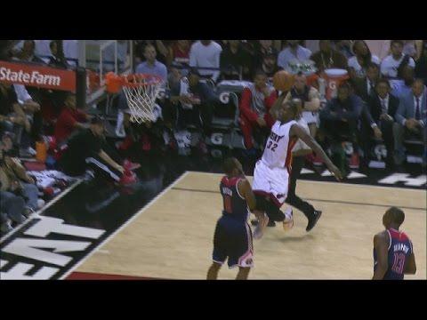 NBA 2014-15 Best Dunk: The Starters