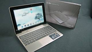 Asus Transformer Prime Keyboard Dock_ Unboxing and Review