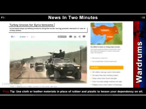Navy Gunman - Russian Nuclear Fire - UN Weapons Report - Colorado Flooding - News In Two Minutes