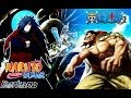 Uchiha Madara VS Whitebeard [Naruto VS One piece] By Berkana (Mugen