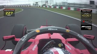 Who's Got The Edge In Suzuka's Esses? | AWS | 2019 Japanese Grand Prix