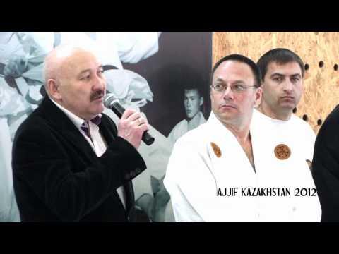 AJJIF KAZAKHSTAN / OPENING CEREMONY 2012