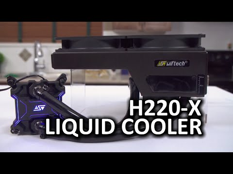 Swiftech H220-X All-in-one Liquid Cooler