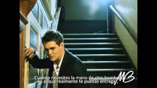 Michael Buble Video - Kissing A Fool - Michael Bublé (Subtítulos en español - Spanish subtitles)