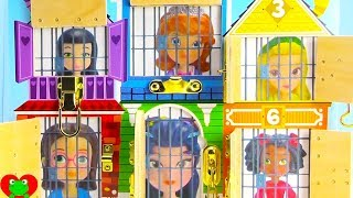 Sofia the First and Royal Academy Friends In Jail Cedric Prank Save Sofia