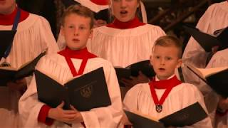Of The Father's Heart Begotten (Sir David Willcocks) Ely Cathedral Choir