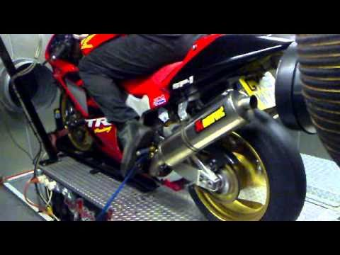 honda sp1 dyno run 130bhp