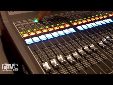 InfoComm 2015: EmpirePro Presents QL1 DIgital Mixing Console