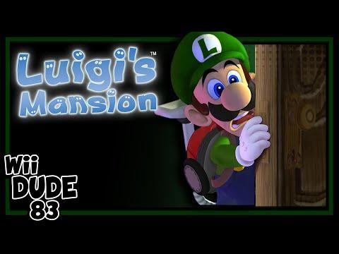 Luigi's Mansion Review - WiiDude83