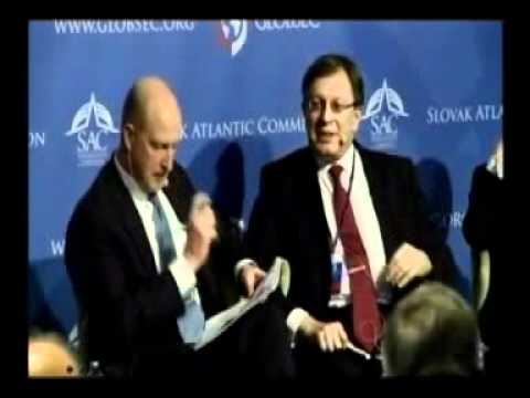 GLOBSEC 2011: SESSION 7: NATO AFTER LISBON: WHAT LIES AHEAD?