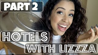 SUITE LIFE OF LIZA! HOTELS WITH LIZZZA PART 2! | Lizzza