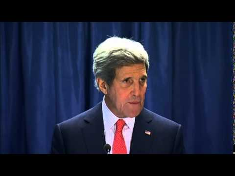 Secretary Kerry Delivers Remarks to the To Walk the Earth in Safety Event