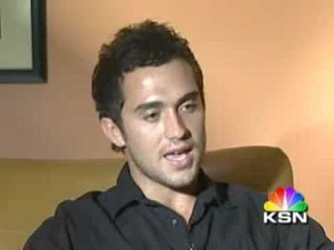 Blake Aaron Guthrie- KSN interview