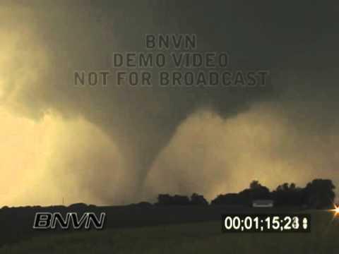 6/13/2001 Seward Nebraska Tornado Footage