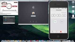 Mac OS X Mavericks - Speed-Test
