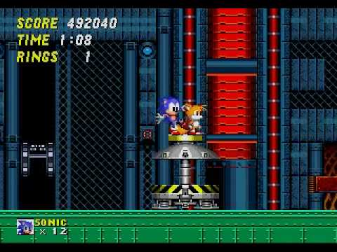 Sonic the Hedgehog 2 Genesis in 19:55 Video