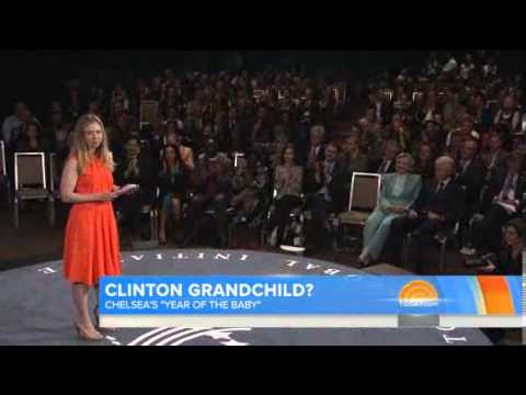 Chelsea Clinton: I plan to start a family in 2014