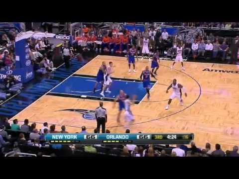 New York Knicks vs. Orlando Magic Full Highlights 13 November 2012