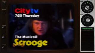 1985 - CityTV - Scrooge the Musical