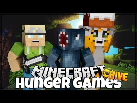 Minecraft PC Hunger Games W Stampy + InTheLittleWood