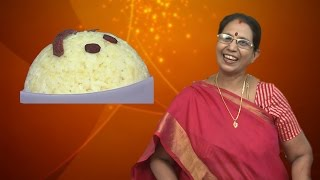 Dhal Rice | Mallika Badrinath Recipes | Kids Lunch Box | Dal