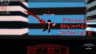 REVAMPED KOUKAKU (Ro Ghoul RoBlox) Showcase