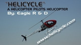 Helicopter kit, Helicycle helicopter kit, Eagle R&D, Arlington Fly-In