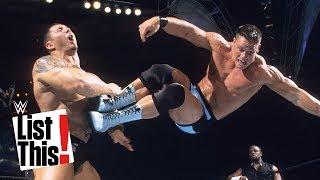 Download 6 surprising John Cena moves: WWE List This! 3Gp Mp4