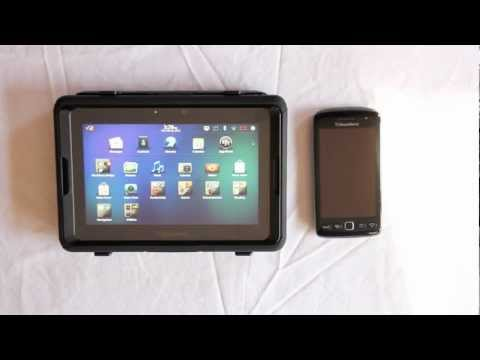 BlackBerry PlayBook OS 2 Review