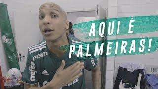 BASTIDORES - SÃO PAULO 0 X 2 PALMEIRAS - BRASILEIRÃO 2018