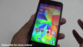 Micromax Canvas Spark Q380 Review