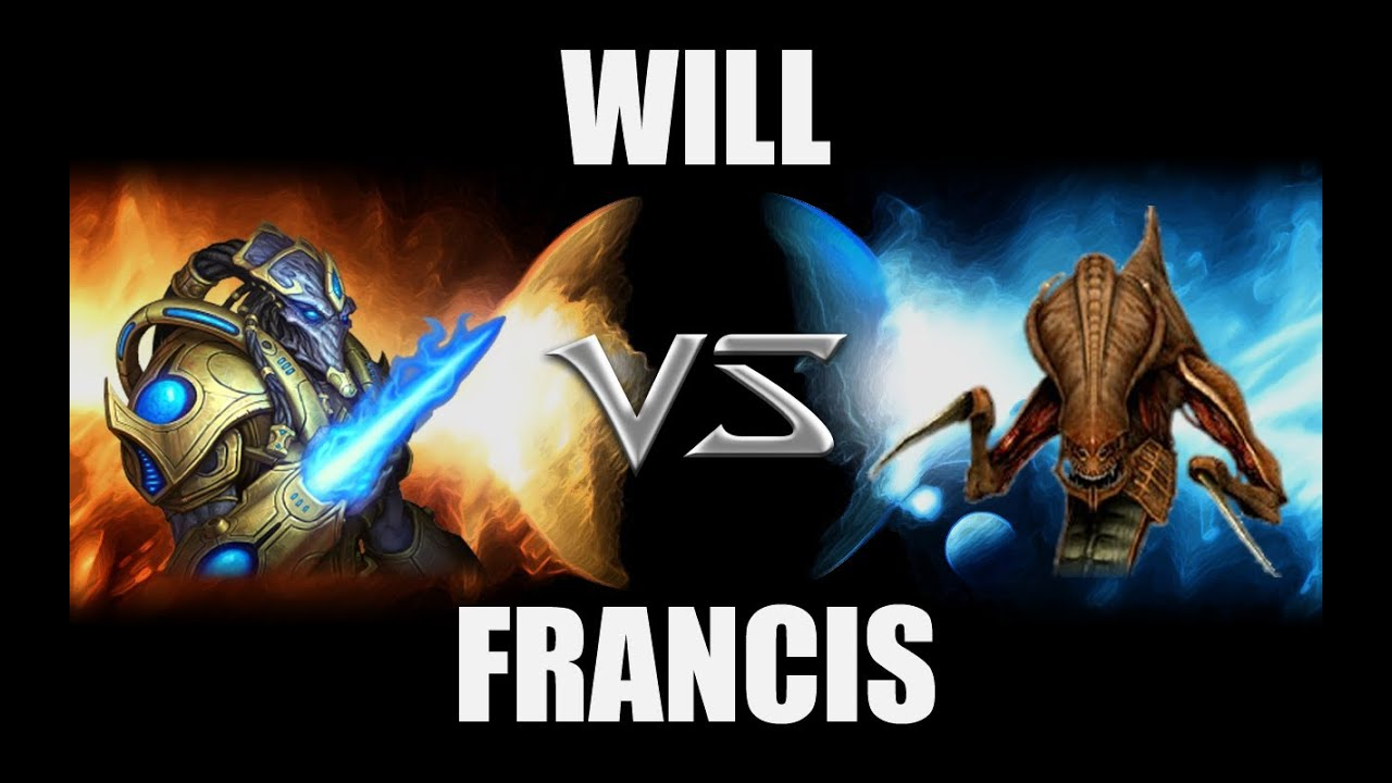 LagTV - Will (P) VS Francis (Z) - Starcraft 2