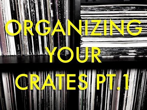 Organizing your crates pt. 1 (intro)